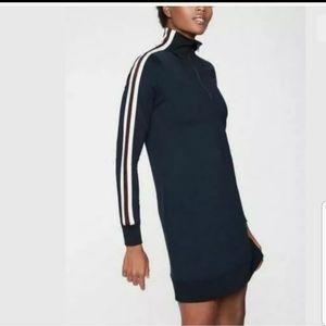 Athleta track dress